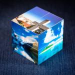 Pastor Travel Photo Cube5